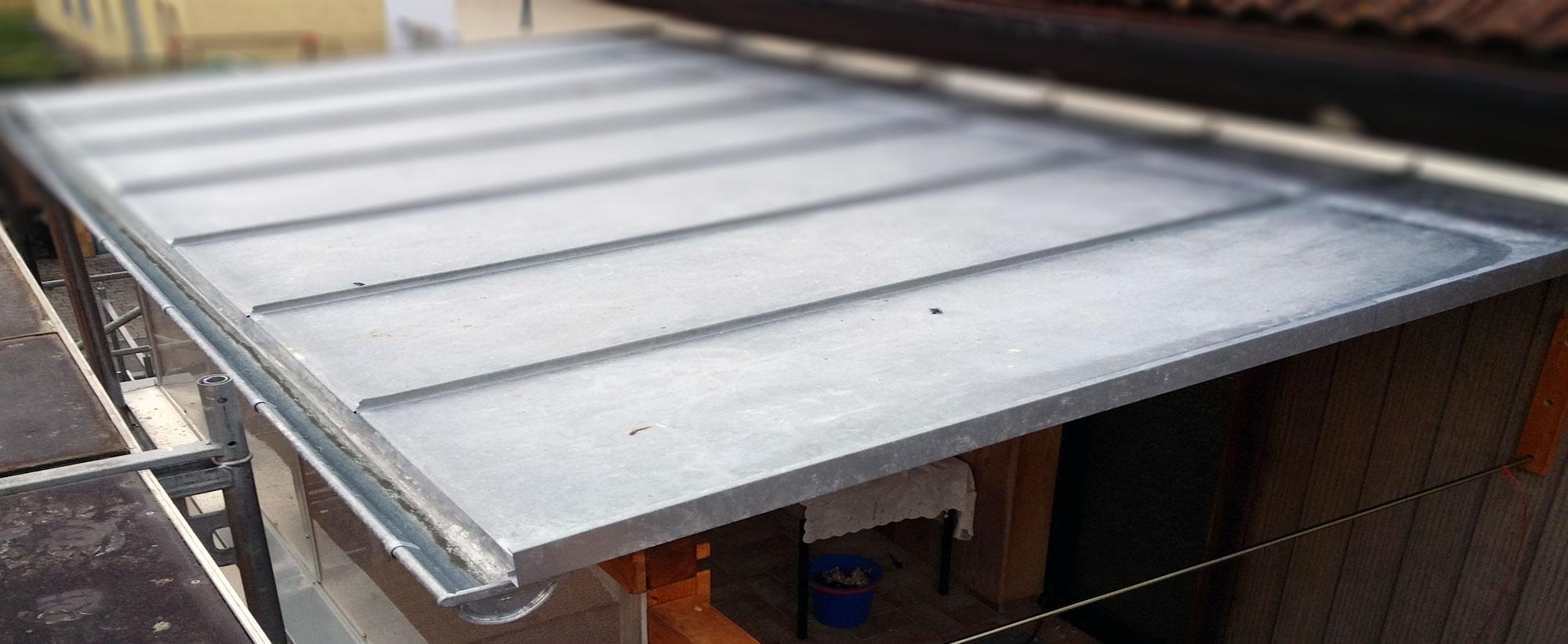 Zimmerei Schmidgall - Dachklempnerarbeiten